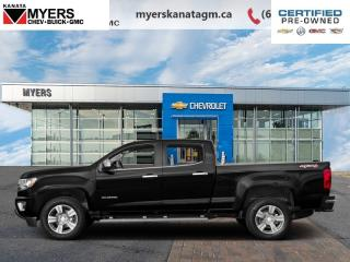 Used 2016 Chevrolet Colorado 4WD Z71 -  Touch Screen for sale in Ottawa, ON