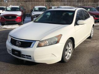 Used 2009 Honda Accord Sedan 4dr I4 Auto EX-L for sale in Mississauga, ON