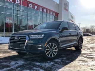 Used 2018 Audi Q7 3.0T Technik for sale in Pickering, ON