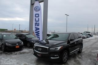 Used 2017 Infiniti QX60 Base for sale in Whitby, ON