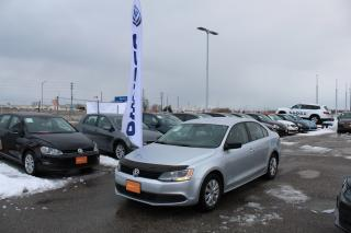 Used 2011 Volkswagen Jetta 2.0L Trendline+ for sale in Whitby, ON