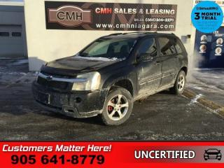 Used 2007 Chevrolet Equinox LT  AWD ROOF 6W-P/SEAT REMOTE (AS TRADED) for sale in St. Catharines, ON