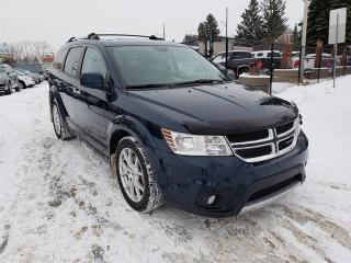 Used 2014 Dodge Journey R/T-AWD-LEATHER-ACCIDENT FREE-LOW Monthly Payments for sale in Edmonton, AB