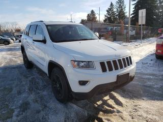 Used 2014 Jeep Grand Cherokee LAREDO-SUNROOF-ACCIDENT FREE-LOW Monthly PAYMENTS! for sale in Edmonton, AB