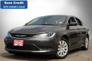 Used 2015 Chrysler 200 LX for sale in London, ON