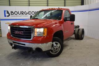 Used 2008 GMC Sierra 3500 Sle Awd for sale in Rawdon, QC