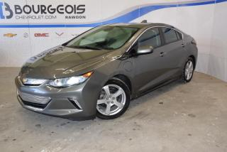Used 2016 Chevrolet Volt LT for sale in Rawdon, QC