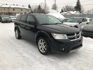 Used 2014 Dodge Journey Ltd V6 Gros Ecran for sale in St-Constant, QC