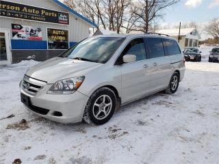 Used 2007 Honda Odyssey EX 158k loaded safetied we finance EX for sale in Madoc, ON