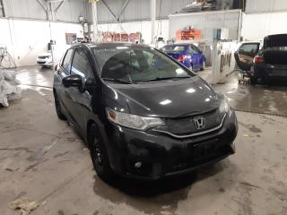Used 2015 Honda Fit Ex A/c Mags Toit for sale in St-Constant, QC