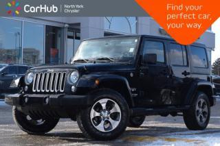 Used 2018 Jeep Wrangler JK Unlimited Sahara|4x4|Pwr.Convi.Pkgs|SiriusXM|Nav|18