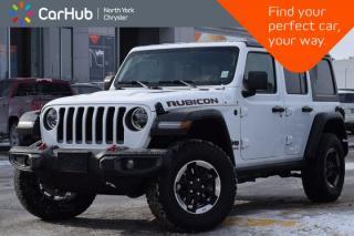 Used 2018 Jeep Wrangler Unlimited Rubicon|4x4|Trailer.Tow.Pkgs|Cold.Wthr.Pkg|LED.Light.Pkg|17