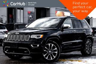 Used 2018 Jeep Grand Cherokee Overland|4x4|Adv.Safety.Pkgs|Trailer.Tow.Pkg|Pano_Sunroof|20