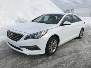Used 2017 Hyundai Sonata SE SIÈGE CHAUFFANT for sale in Terrebonne, QC
