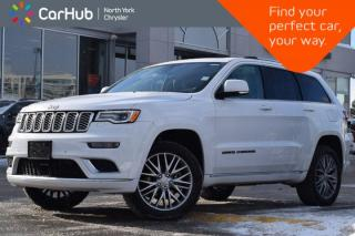 Used 2018 Jeep Grand Cherokee Summit|4x4|Trailer.Tow.Pkg|Pano_Sunroof|Backup_Cam|20