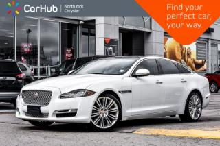 Used 2016 Jaguar XJ Portfolio|AWD|Pano_Sunroof|Backup_Cam|Nav|Keyless_Entry|20