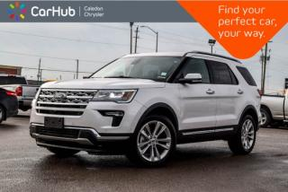 Used 2018 Ford Explorer Limited|4x4|Only 1144Km|7 Seater|Navi|Pano Sunroof|Backup Cam|Bluetooth|R-Start|20