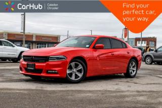 Used 2018 Dodge Charger SXT Plus|Sunroof|Bluetooth|Backup Cam|Bluetooth|R-Start|Blind Spot|18