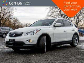 Used 2015 Infiniti QX50 AWD|Sunroof|Backup Cam|Bluetooth|Leather|Heated Front Seats|18