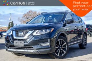 Used 2018 Nissan Rogue SL|AWD|Navi|Pano Sunroof|Bluetooth|Backup Cam|R-Start|Leather|19