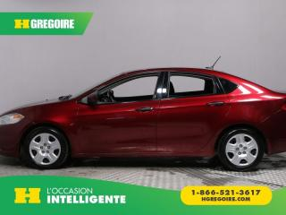 Used 2015 Dodge Dart SE for sale in St-Léonard, QC