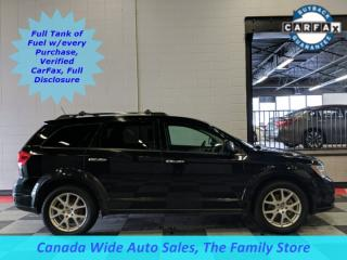 Used 2017 Dodge Journey AWD, GT, Leather, Remote Start, 3rd Row Seating for sale in Edmonton, AB