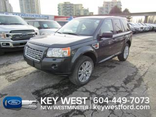 Used 2010 Land Rover LR2 HSE AWD Sunroof Leather Heated Seats for sale in New Westminster, BC