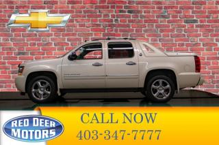 Used 2013 Chevrolet Avalanche 4x4 LTZ Black Diamond Leather Roof for sale in Red Deer, AB