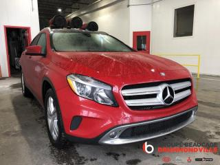 Used 2016 Mercedes-Benz GLA GLA250 for sale in Drummondville, QC