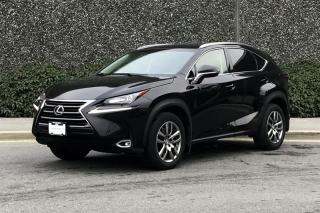 Used 2015 Lexus NX 200t 6A for sale in Vancouver, BC
