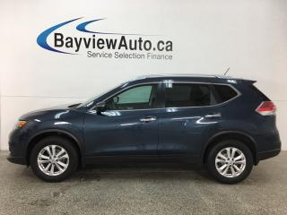 Used 2015 Nissan Rogue SV - AWD! PUSH START! PANOROOF! HTD SEATS! REVERSE CAM! ALLOYS! for sale in Belleville, ON