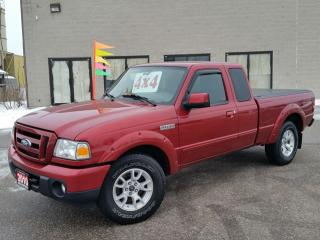 Used 2010 Ford Ranger FX4 Off Road 4X4 for sale in Cambridge, ON