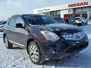 Used 2011 Nissan Rogue SV AWD w/NAV,rear cam'heated seats,sxm radio for sale in Cambridge, ON