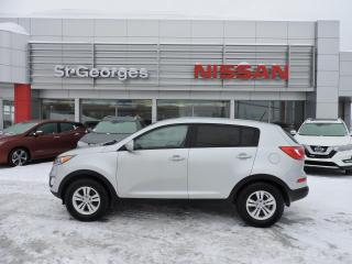 Used 2013 Kia Sportage Traction avant 4 portes, 4 cyl. en ligne for sale in St-Georges, QC