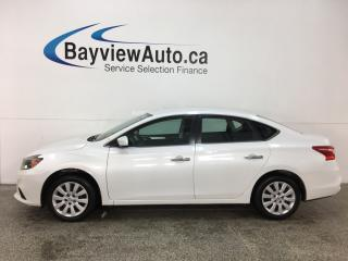 Used 2016 Nissan Sentra 1.8 S - 30,000KMS! 6SPD! CRUISE! PWR GROUP! for sale in Belleville, ON