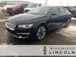 New 2019 Lincoln MKZ Reserve for sale in Calgary, AB