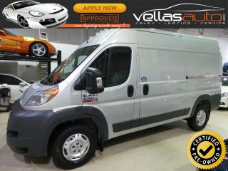 Used 2018 RAM 2500 ProMaster HIGHROOF| 136WB| NAVI| 3PASSENGER for sale in Vaughan, ON