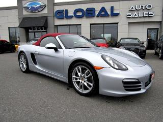 Used 2014 Porsche Boxster CONVERTIBLE AUTO ONLY 30 K for sale in Ottawa, ON