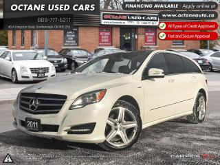 Used 2011 Mercedes-Benz R-Class B.UP CAMERA! NAVI! AMAZING CONDITION! for sale in Scarborough, ON