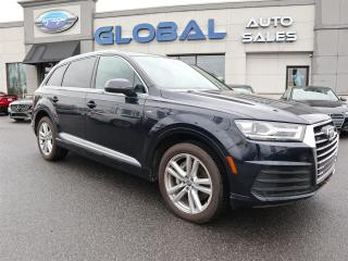 Used 2017 Audi Q7 3.0T TECHNIK  S-Line PANOR. ROOF 360 CAM. for sale in Ottawa, ON