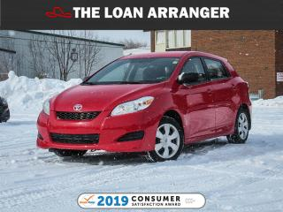 Used 2012 Toyota Matrix for sale in Barrie, ON