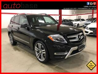 Used 2015 Mercedes-Benz GLK-Class GLK250 BLUETEC 4MATIC NAVIGATION AMG SPORT DIESEL for sale in Vaughan, ON