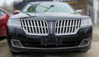 Used 2012 Lincoln MKZ 4 DR SEDAN HYBRID, ABSOLUTELY GORGEOUS,LOW K'S,FULLY EQUIPPED for sale in Brantford, ON