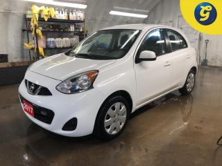 Used 2017 Nissan Micra SV * Hands free steering wheel controls * Voice recognition * Phone connect * Keyless entry * Climate control * Cruise control * Trip computer * Power for sale in Cambridge, ON