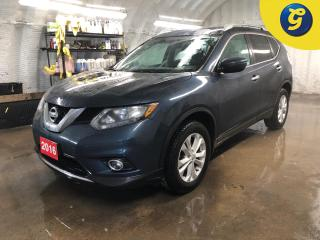 Used 2016 Nissan Rogue SV * AWD * Panoramic Sunroof * Push button ignition * Back up camera * Heated front seats/mirrors * Phone connect * Voice recognition * Downhill assis for sale in Cambridge, ON