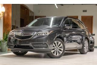 Used 2016 Acura MDX Tech. Package for sale in Montréal, QC