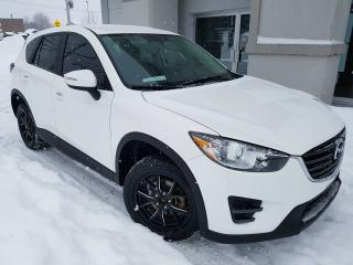 Used 2016 Mazda CX-5 GX 4x4 bluetooth hitch for sale in St-Malachie, QC