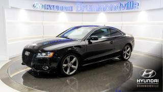 Used 2012 Audi A5 2.0 T PREMIUM PLUS S-LINE + GARANTIE + N for sale in Drummondville, QC