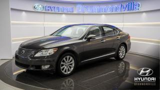 Used 2010 Lexus LS 460 AWD + NAVI + TOIT + CAMÉRA + MAGS + WOW for sale in Drummondville, QC