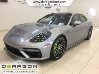 Used 2018 Porsche Panamera Turbo S E-Hybride for sale in Cowansville, QC